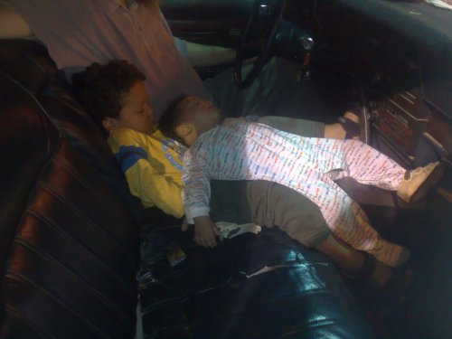 My Sleeping Men